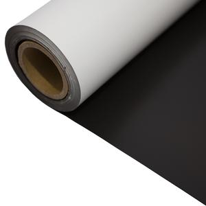 Manta magnética com vinil branco larg. 0,60 m - espessuras variadas
