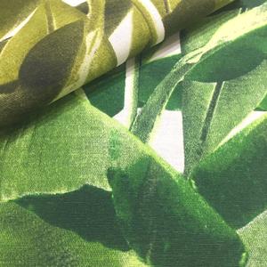 Tecido impermeável Acqua Soleil folhagem macuru - 2 cores