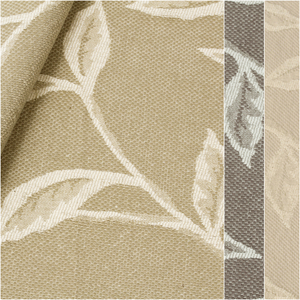 Tecido jacquard tecido estampado - 3 cores - Coleção Vicenzza